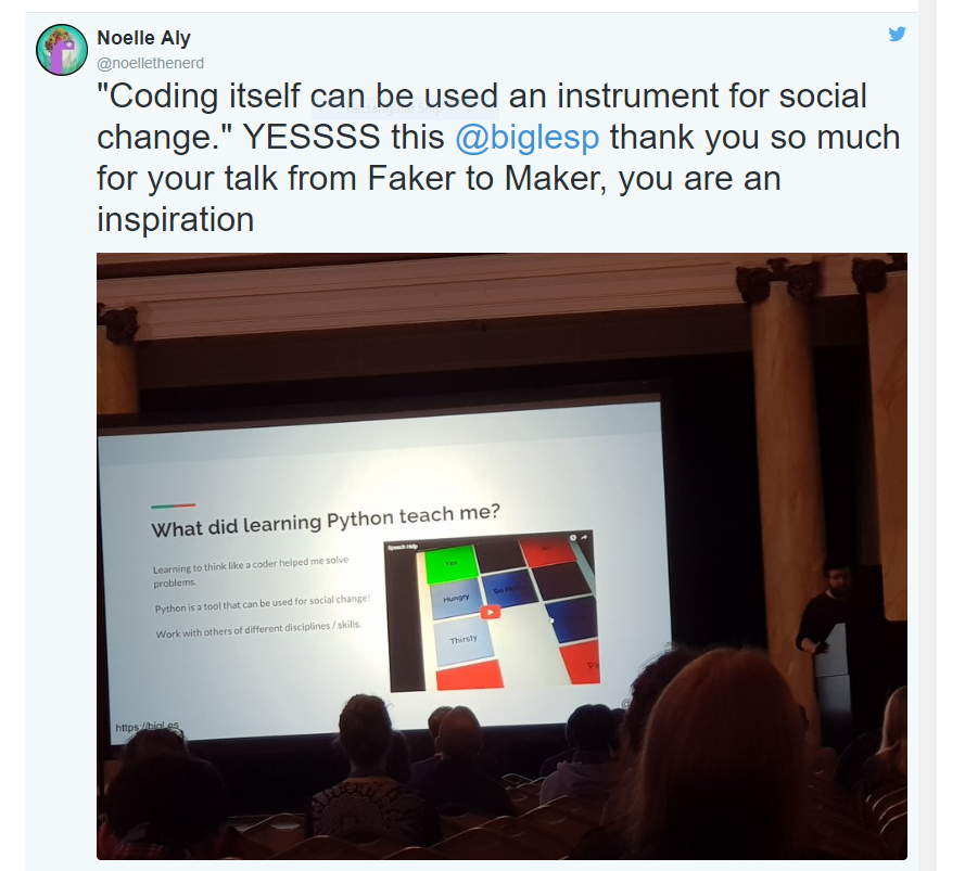 From Faker to Maker - My journey in learning to code